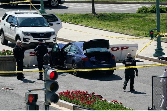 美国遇袭身亡的国会警察和犯罪嫌疑人身份已确认