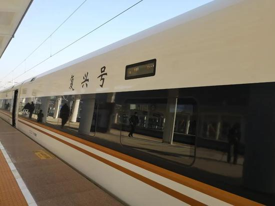 6月25日起,河北承德高铁可直达北京站!