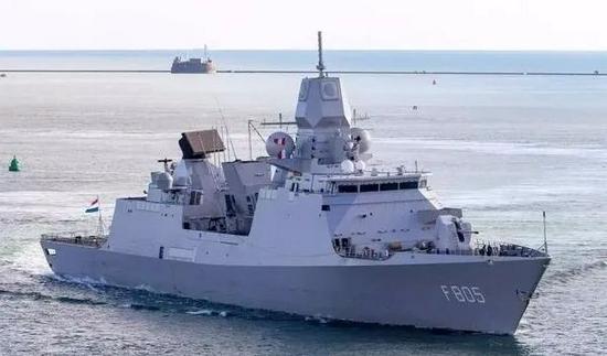 """荷兰海军""""艾弗森""""号护卫舰"""