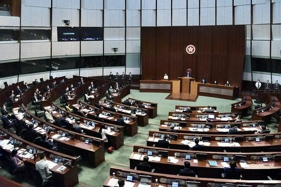 港府将发布条例草案 侮辱国旗国徽最高判入狱3年