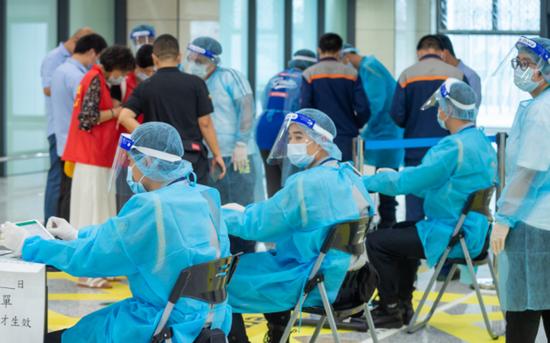 澳门一夫妻新冠病毒核酸检测呈阳性 其女儿曾在西安参加活动