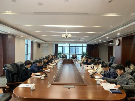 陕西省自贸办赴西安经开区调研自贸试验区建设情况