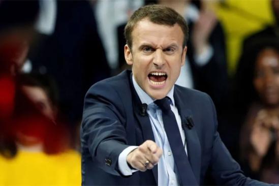 法国将错就错,正在下一盘大棋!