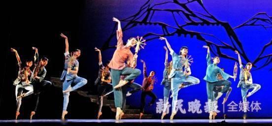 芭蕾舞剧《宝塔山》:海派芭蕾的新探索