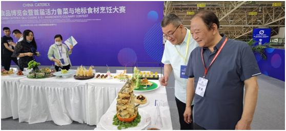 """如何科学""""三减""""?且听济南市烹饪协会会长李建国侃侃道来"""