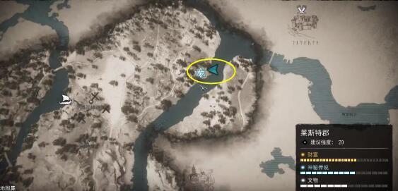 刺客信条英灵殿鲈鱼位置地点获取方法介绍 刺客信条英灵殿鳗鱼怎么获取?