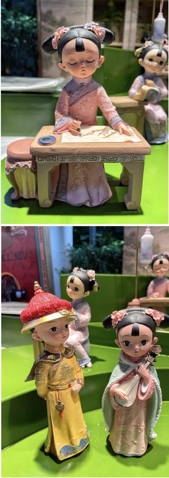 泥塑(入选第一批国家级非物质文化遗产名录)