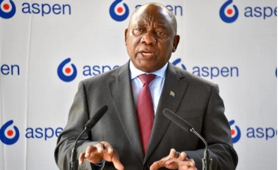 南非总统:期望富裕国家放弃新冠疫苗知识产权