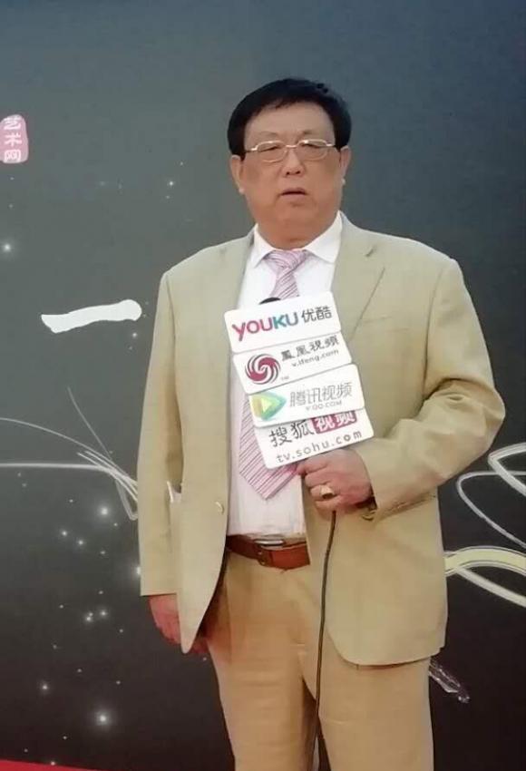"""""""时代楷模 大国风范"""" 两会推荐艺术名家——周学禹 、孙晓云"""