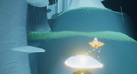 光遇荧光小菇恢复能量怎么做