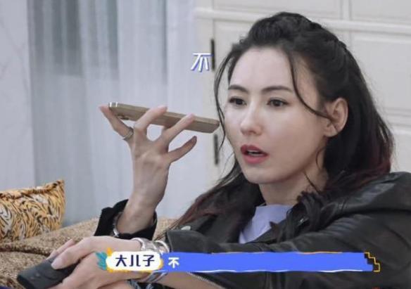 张柏芝疑似承认非单身 愿为结婚对象再生第四胎