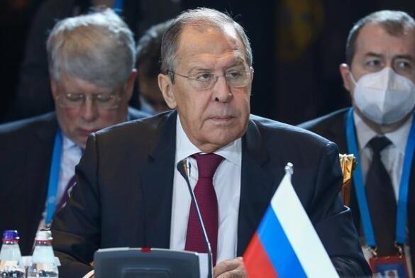 拉夫罗夫:俄罗斯将暂停常驻北约代表处工作