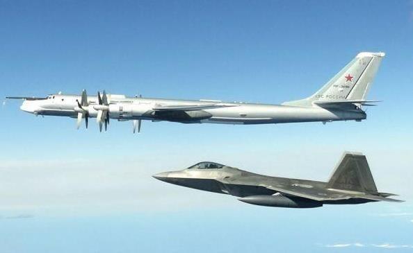 美在阿拉斯加拦截俄军机数量打破冷战以来纪录