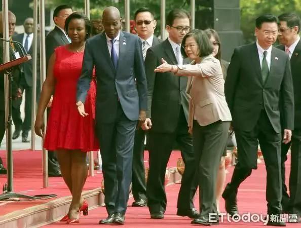 海地总统被枪杀 曾访问台湾 拿走1.5亿美元贷款