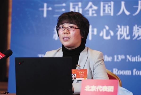 全国人大北京团58名代表报到 大会筹备工作已全部就绪