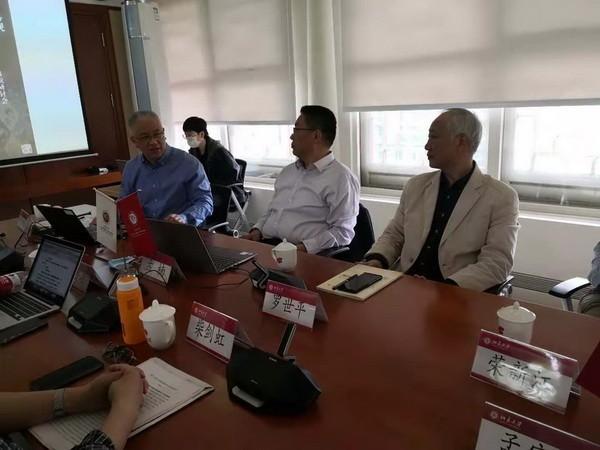 5月9日,《克孜尔石窟壁画复原研究》出版座谈会在北京大学举行,专家学者对这本书的出版给予很高评价。光明日报记者 王瑟/摄