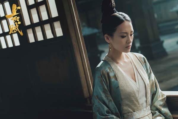 上象娱乐—章子怡《上阳赋》背后的资本推手