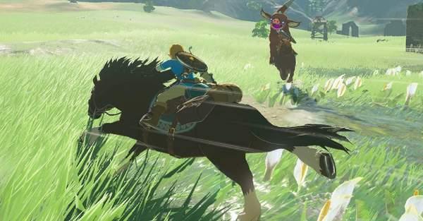 爆料人暗示任天堂今年有4款大作 《荒野之息2》将发售