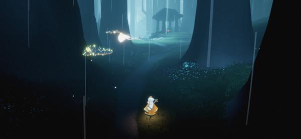 光遇荧光森林冥想及荧光小菇位置分享