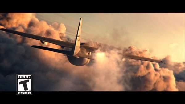 """《绝地求生》新地图""""泰戈"""" 马东锡跳伞加入战场"""