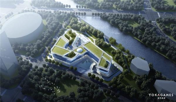 游卡产业基地奠基 将打造一流数字文创研发中心
