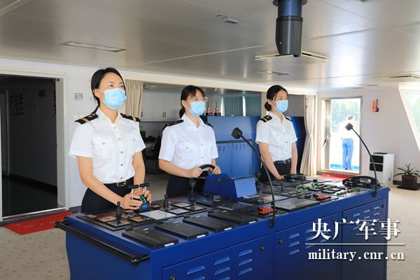 远望5号船再度起航执行海上测控任务
