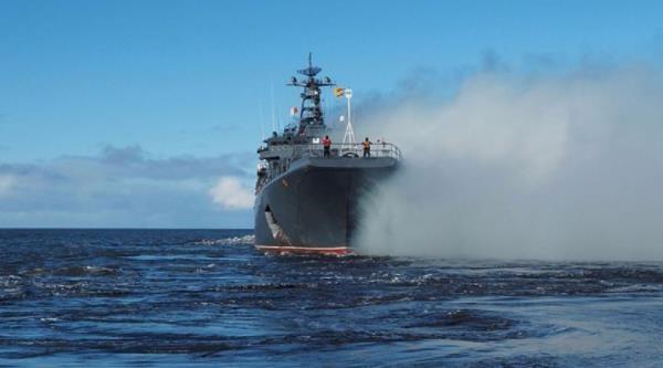 俄媒:俄考虑单独组建北极舰队 加强北极航道防卫