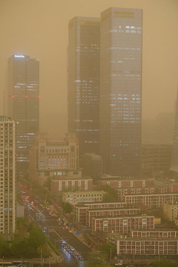 大风沙尘怎么又来了?气象专家详解天气情形及成因