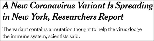 世卫组织正在全球监测10种变异新冠病毒