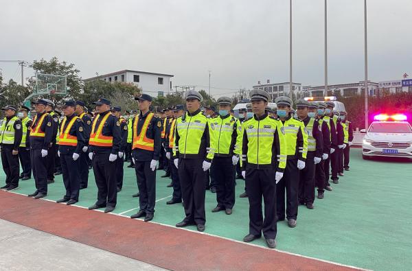 鲁苏两省治超联合执法行动正式启动