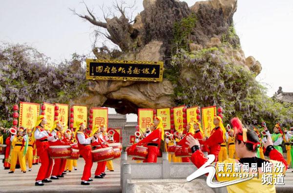 """""""中国旅游日""""洪洞大槐树寻根祭祖园景区推出系列活动"""