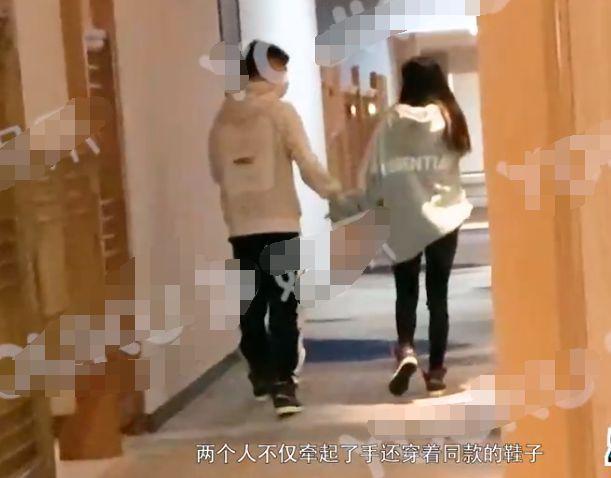 何泓姗恋情曝光 男方却被曝是海王还曾同时交往4个女友