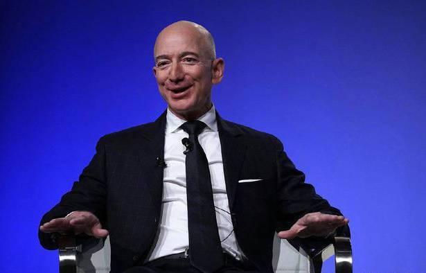 世界首富之一贝佐斯将于7月5日卸任亚马逊CEO