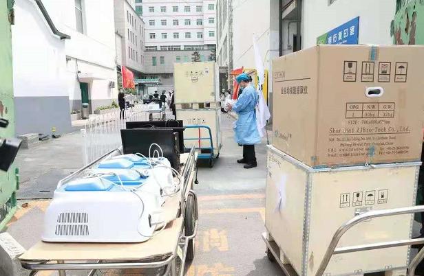 辽宁11支检测队伍支援营口 检出7个环境阳性样本
