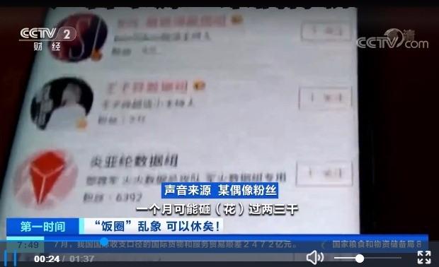 光明日报:粉丝控评是种网络暴力 你想到了谁?