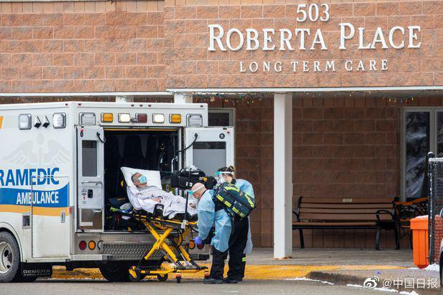Unidentified variant of new coronavirus found in Canadian nursing home has killed 19 people