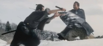 中国武术是杀人技?日本武打电影为何一招分胜负