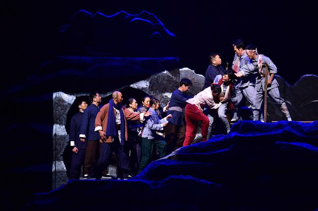 第四届中国歌剧节10月13日将在济南开幕,24部歌剧在山东7市上演
