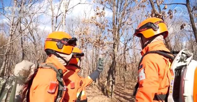 多部门联动开展清明节期间森林草原防火灭火督查