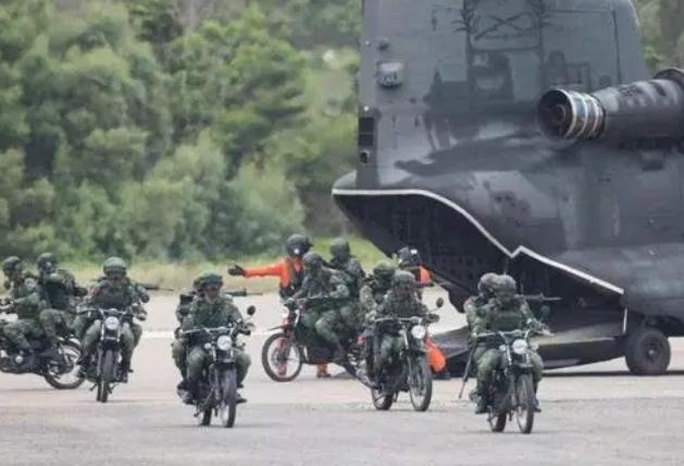 """美国特种部队台湾活动,湾湾真正""""最严峻的时刻"""""""