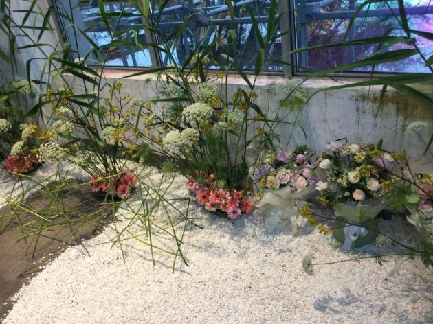 以花之名 T当代艺术中心浪漫开馆