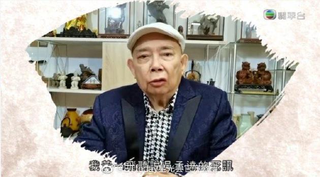 《少林足球》黄一飞74岁近照曝光 露面悼念吴孟达