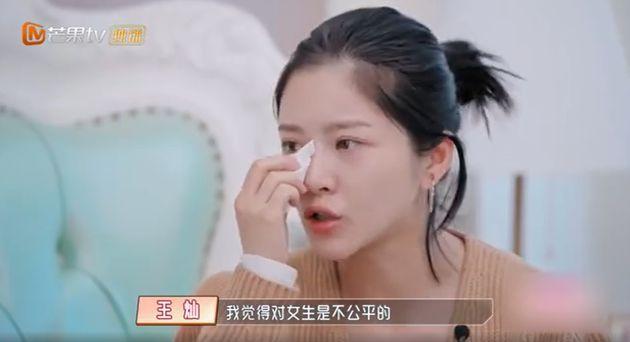 杜淳老婆王灿:为了传宗接代生孩子是不公平的