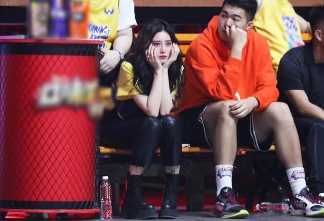 徐艺洋灌篮3战队爆冷淘汰 暖心领队因不舍队员流泪