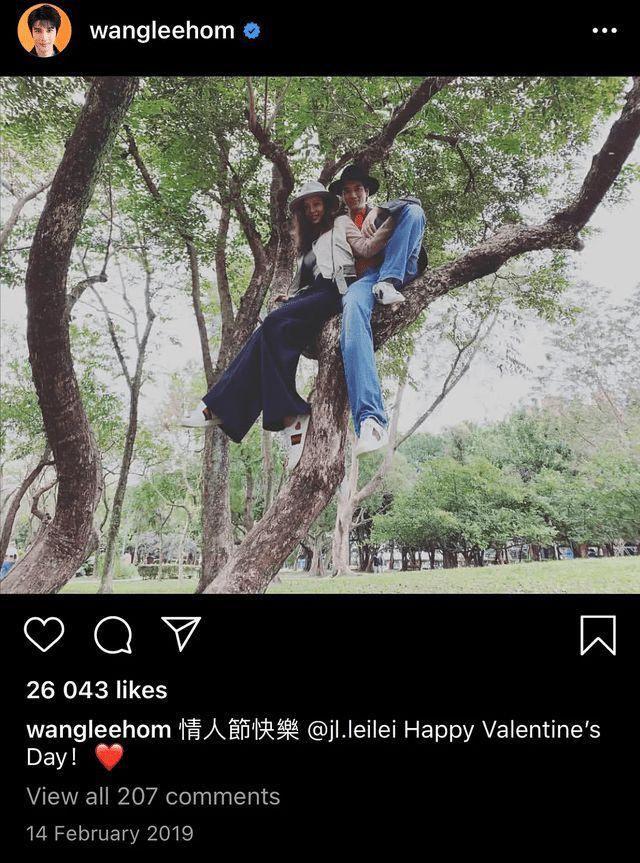 王力宏与小10岁老婆疑婚变 网友扒出两人2年未互动