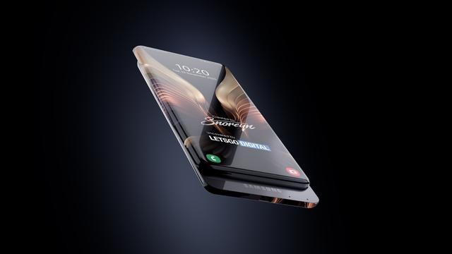 未止步于可折叠手机 三星或将推出100%全面环绕屏手机