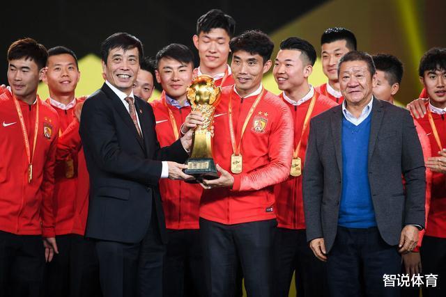 中超新赛季!广州队或做重大决定 功勋老将仅剩下郑智等五位球员