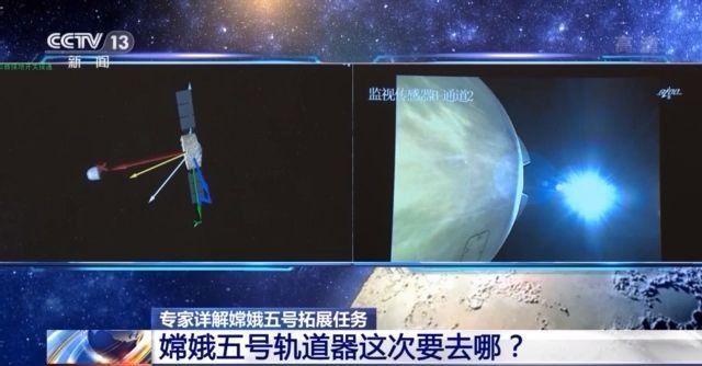 嫦娥五号拓展任务要飞去哪?做什么?听专家详解
