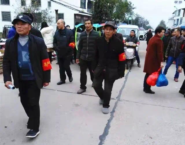老兵树新风,江西上饶市家潭村老兵积极参与村级事务管理