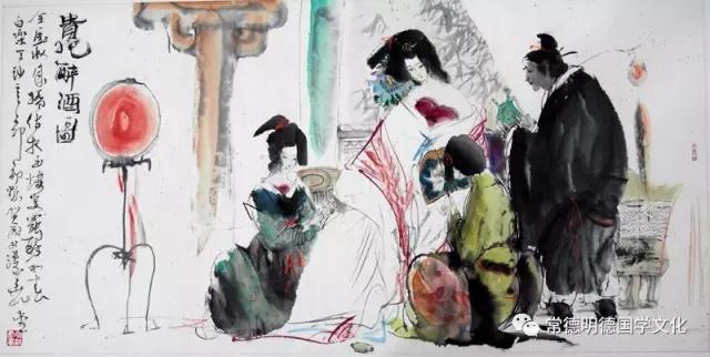 中国古代著名的八大饭局